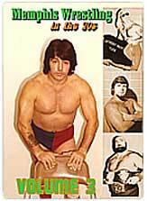 Memphis wrestling dvd